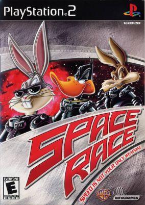 Copertina del gioco Looney tunes: space race per PlayStation 2