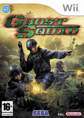 Immagine della copertina del gioco Ghost Squad per Nintendo Wii