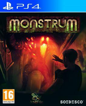 Copertina del gioco Monstrum per PlayStation 4
