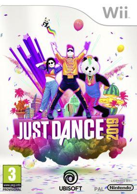 Copertina del gioco Just Dance 2019 per Nintendo Wii