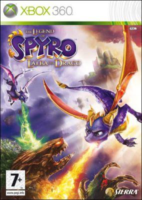 Immagine della copertina del gioco The Legend of Spyro: L'Alba del Drago per Xbox 360