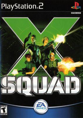 Immagine della copertina del gioco X-Squad per PlayStation 2