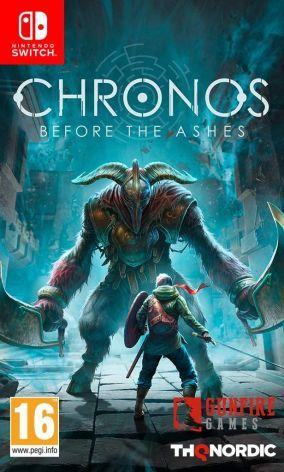 Immagine della copertina del gioco Chronos: Before the Ashes per Nintendo Switch