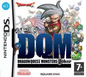 Immagine della copertina del gioco Dragon Quest Monsters: Joker per Nintendo DS
