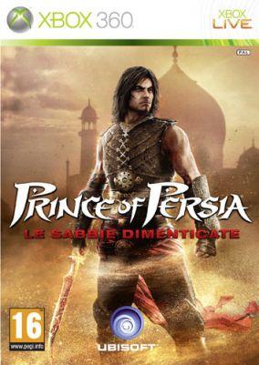 Immagine della copertina del gioco Prince of Persia Le Sabbie Dimenticate per Xbox 360