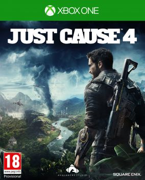 Copertina del gioco Just Cause 4 per Xbox One