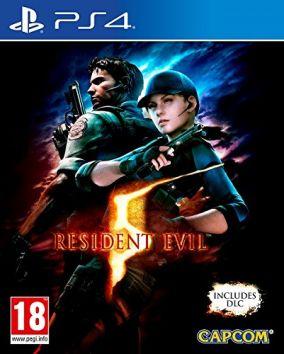 Copertina del gioco Resident Evil 5 per PlayStation 4