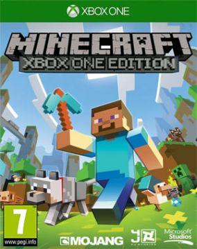Copertina del gioco Minecraft per Xbox One