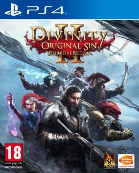 Immagine della copertina del gioco Divinity: Original Sin II per PlayStation 4