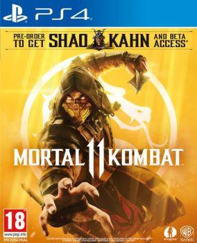 Immagine della copertina del gioco Mortal Kombat 11 per PlayStation 4