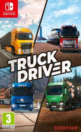 Copertina del gioco Truck Driver per Nintendo Switch