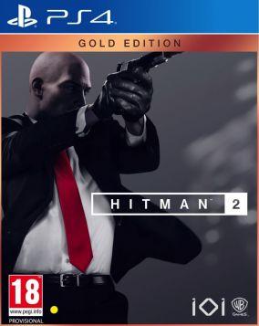 Immagine della copertina del gioco HITMAN 2 per PlayStation 4