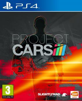 Immagine della copertina del gioco Project CARS per PlayStation 4
