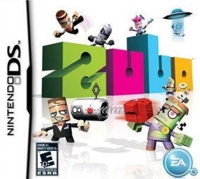 Immagine della copertina del gioco Zubo per Nintendo DS