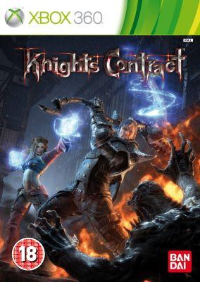 Copertina del gioco Knights Contract per Xbox 360