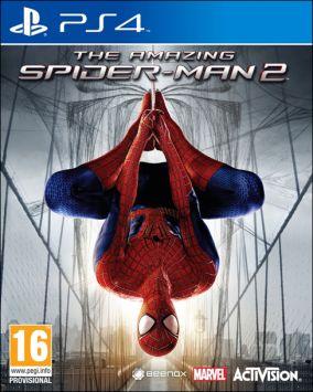 Immagine della copertina del gioco The Amazing Spider-Man 2 per Playstation 4