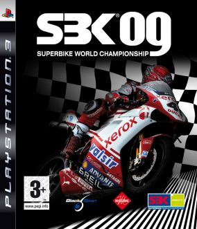 Immagine della copertina del gioco SBK 09 Superbike World Championship per PlayStation 3