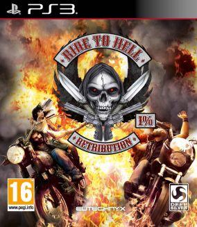Copertina del gioco Ride to Hell: Retribution per PlayStation 3