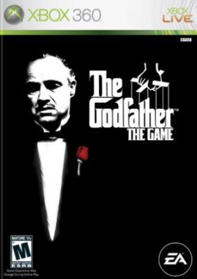 Copertina del gioco Il Padrino per Xbox 360