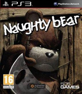 Immagine della copertina del gioco Naughty Bear per PlayStation 3