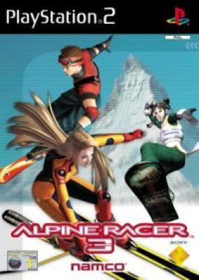 Copertina del gioco Alpine racer 3 per PlayStation 2