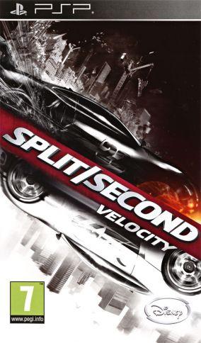 Copertina del gioco Split/Second: Velocity per PlayStation PSP