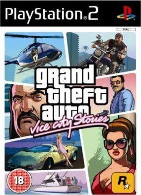 Immagine della copertina del gioco Grand Theft Auto: Vice City Stories per Playstation 2