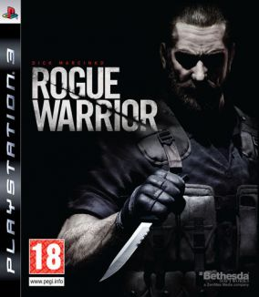Copertina del gioco Rogue Warrior per PlayStation 3