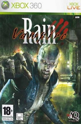 Immagine della copertina del gioco Vampire Rain per Xbox 360