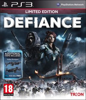 Copertina del gioco Defiance per PlayStation 3