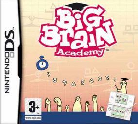 Immagine della copertina del gioco Big Brain Academy per Nintendo DS