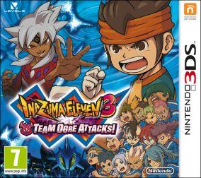 Immagine della copertina del gioco Inazuma Eleven 3: ogre all'attacco per Nintendo 3DS