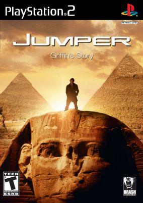 Immagine della copertina del gioco Jumper: Griffin's Story per PlayStation 2