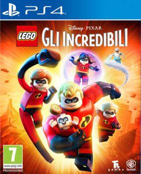 Immagine della copertina del gioco LEGO Gli Incredibili per PlayStation 4
