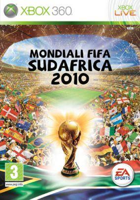 Copertina del gioco Mondiali FIFA Sudafrica 2010 per Xbox 360