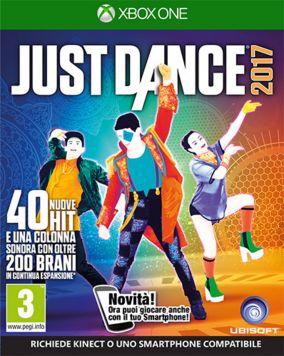 Immagine della copertina del gioco Just Dance 2017 per Xbox One