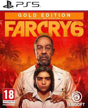 Copertina del gioco Far Cry 6 per PlayStation 5