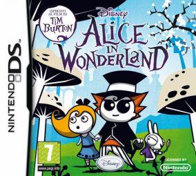 Immagine della copertina del gioco Alice In Wonderland per Nintendo DS