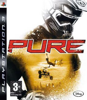 Immagine della copertina del gioco Pure per PlayStation 3