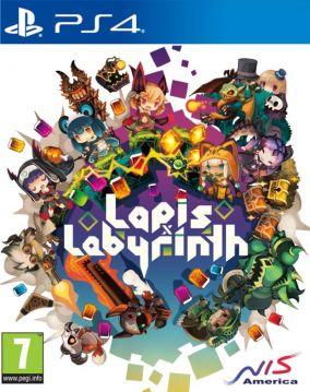 Copertina del gioco Lapis x Labyrinth x Limited Edition per PlayStation 4