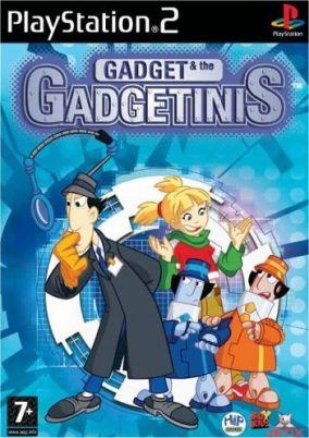 Copertina del gioco Inspector gadget 2 per PlayStation 2