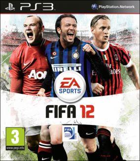 Immagine della copertina del gioco FIFA 12 per PlayStation 3