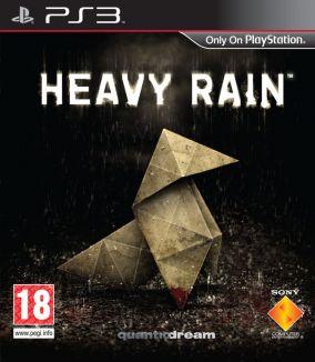 Copertina del gioco Heavy Rain per PlayStation 3