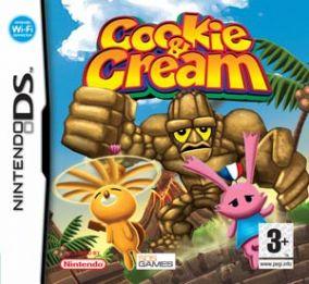 Immagine della copertina del gioco Cookie & Cream per Nintendo DS