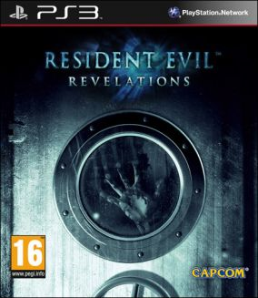 Copertina del gioco Resident Evil: Revelations per PlayStation 3