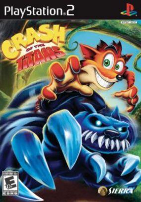 Immagine della copertina del gioco Crash of the Titans per PlayStation 2
