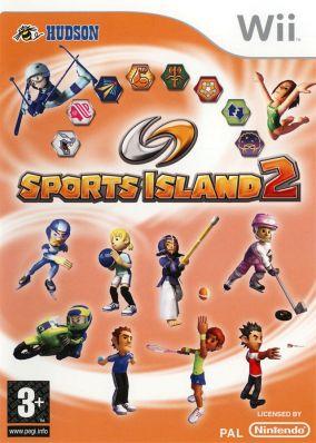 Immagine della copertina del gioco Sports Island 2 per Nintendo Wii