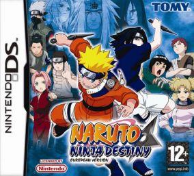 Immagine della copertina del gioco Naruto Ninja Destiny - European Version per Nintendo DS