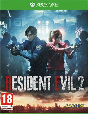Immagine della copertina del gioco Resident Evil 2 Remake per Xbox One