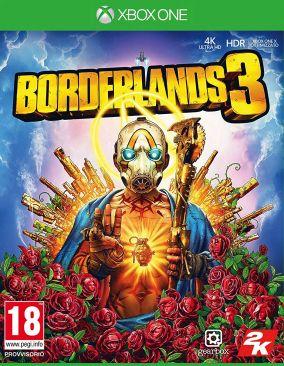 Copertina del gioco Borderlands 3 per Xbox One